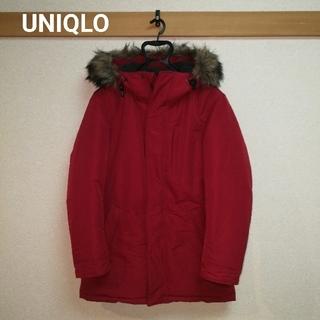 ユニクロ(UNIQLO)のUNIQLO エアテックダウンコート Mサイズ(ダウンジャケット)