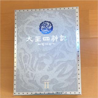 太王四神記-ノーカット版- DVD-BOX Ⅱ〈7枚組〉(TVドラマ)