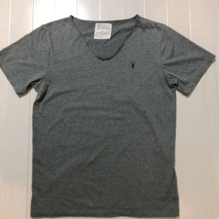 ALLSAINTS Tシャツ M グレー