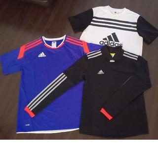 adidas - 新品アディダスプラクティスシャツ160セット