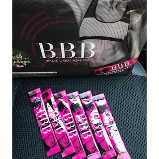 即日発送♡BBBトリプルビー 6包(ダイエット食品)