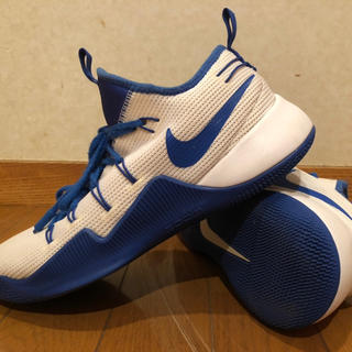 ナイキ(NIKE)のナイキ ハイパーシフト ホワイト 27cm(バスケットボール)