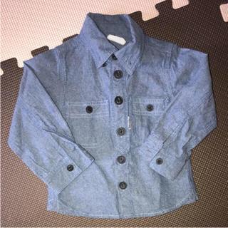ブリーズ(BREEZE)のbreeze デニムシャツ(Tシャツ/カットソー)