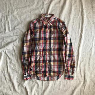 インディヴィジュアライズドシャツ(INDIVIDUALIZED SHIRTS)のインディビジュアライズドシャツ チェックシャツ(シャツ/ブラウス(長袖/七分))
