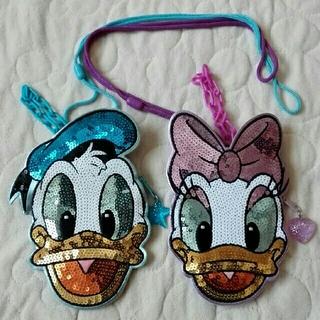 Disney - ディズニーリゾート ドナルド&デイジースパンコールパスケースセット