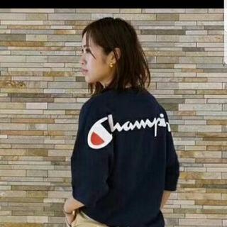 Champion - Champion バックプリント Tシャツ
