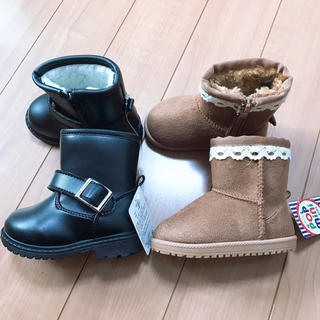 新品。ブーツ13センチ(ブーツ)