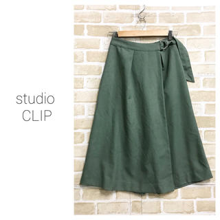 スタディオクリップ(STUDIO CLIP)の【studio CLIP】スカートパンツ スタディオクリップ(その他)