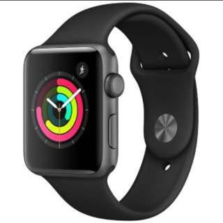 アップルウォッチ(Apple Watch)のapple watch series 3 42mm(その他)