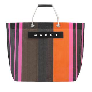 マルニ(Marni)の神崎恵さん愛用マルニフラワーカフェ ♪メッシュバッグ♪レア入手困難(トートバッグ)