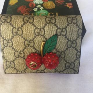 Gucci - GUCCI 二つ折財布
