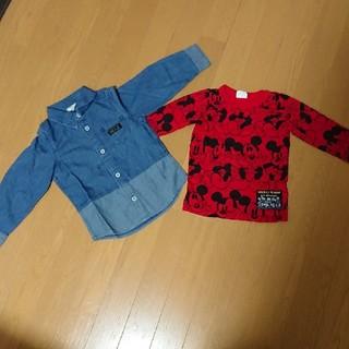 ブリーズ(BREEZE)のキッズ服  2点セット(Tシャツ/カットソー)