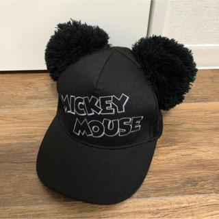 ディズニー(Disney)のDisney ミッキー ポンポンキャップ(キャップ)