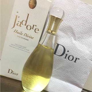 ディオール(Dior)のDior ディオール バスオイル ボディオイル おまけ付き♡(ボディオイル)