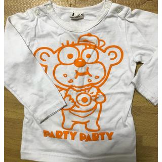 パーティーパーティー(PARTYPARTY)のpartyparty ロングTシャツ(Tシャツ)