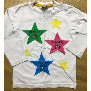 パーティーパーティー(PARTYPARTY)のpartyparty ロングTシャツ(Tシャツ/カットソー)