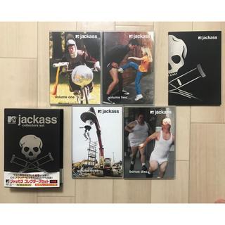 ジャッカス(jackass)の《DVD4枚組》ジャッカス  コレクターズセット(お笑い/バラエティ)