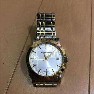 BURBERRY - 【美品︰随時値下げするのでお早めに】BURBERRY 腕時計 BU1358