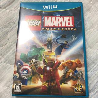 Wii U - LEGO☆マーベル スーパー・ヒーローズ・ザ・ゲーム
