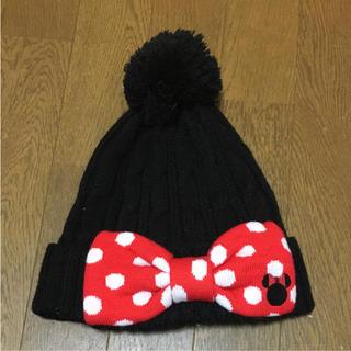 Disney - ミニーちゃん ニット帽