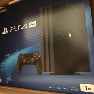 PlayStation4 - PlayStation 4 pro CUH-7200BB01