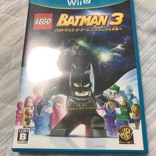 Wii U - LEGO☆バットマン3 ゴッサムから宇宙へ