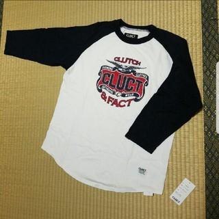 クラクト(CLUCT)のCLUCT★ラグラン七分袖Tシャツ(Tシャツ/カットソー(七分/長袖))