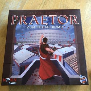 Praetor / プラエトル ボードゲーム(その他)