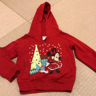 ディズニー(Disney)のミニー クリスマス パーカー(その他)