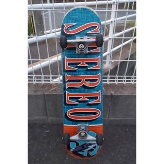 ステレオビニールズコレクション(STEREO VINYLS COLLECTION)のスケートボード ステレオ コンプリート(スケートボード)