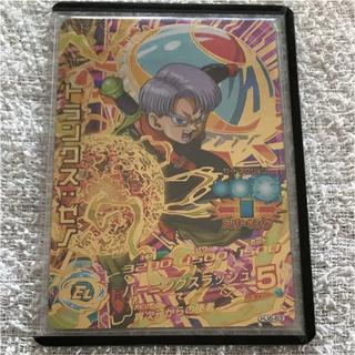 ドラゴンボールヒーローズ トランクスゼノ UR (シングルカード)