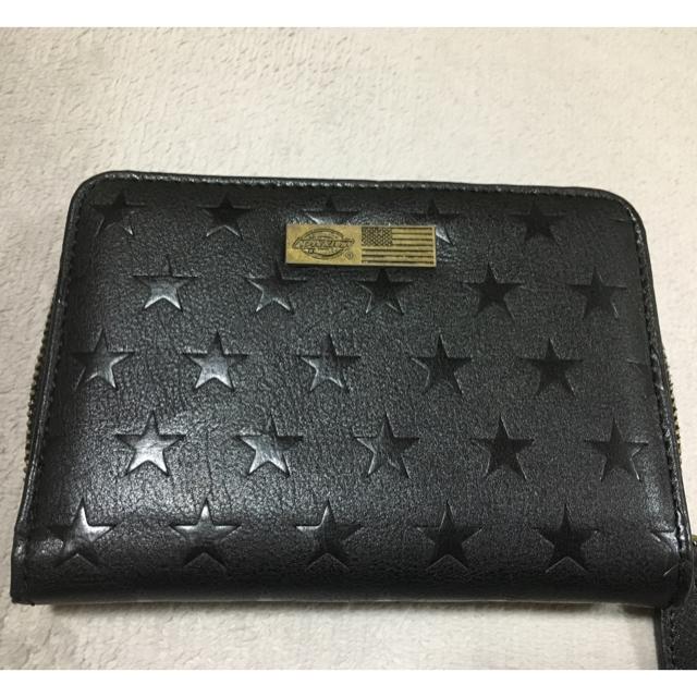 Dickies(ディッキーズ)の折りたたみ財布 Dickies メンズのファッション小物(折り財布)の商品写真