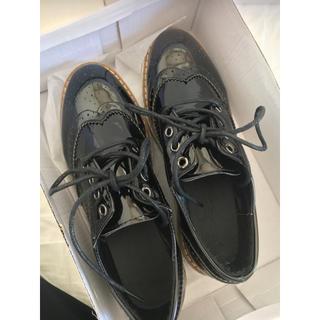 ザラ(ZARA)のオックスフォードシューズ ローファー(ローファー/革靴)