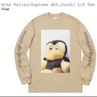 Supreme - mike Kelley L/S tee 平手友梨奈着用 supreme