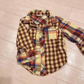 ジャンクストアー(JUNK STORE)のJUHK STORE 90センチ シャツ(Tシャツ/カットソー)