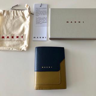マルニ(Marni)のMARNI ミニウォレット 二つ折り財布(財布)