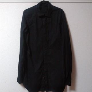 リックオウエンス(Rick Owens)のリックオウエンス office shirt シャツ RICKOWENS(シャツ)