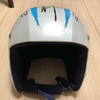 スワンズ(SWANS)のSWANS スキーヘルメット(ウエア/装備)