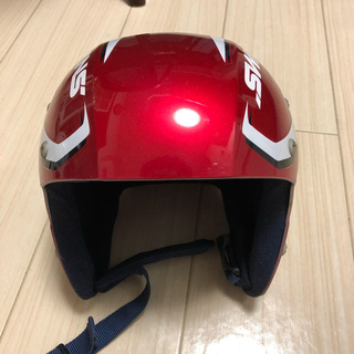 スワンズ(SWANS)のSWANSスキーヘルメット(ウエア/装備)