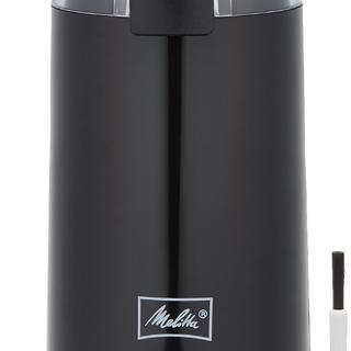 Melitta(メリタ) 電動 コーヒーミル ブラック