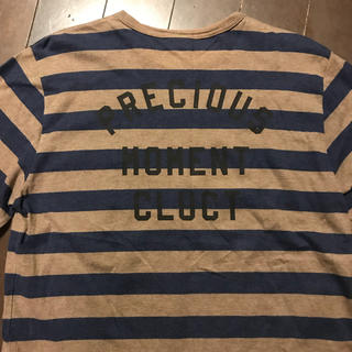 クラクト(CLUCT)のCluct ボーダー ロンT calee radiall cootie rats(Tシャツ/カットソー(七分/長袖))