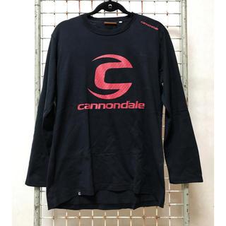 キャノンデール(Cannondale)の⭐️cannondale/キャノンデール⭐️ロンT サイズ:L アウトドア(Tシャツ/カットソー(七分/長袖))