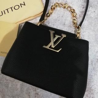 LOUIS VUITTON - Louis Vuitton エピ 新品未使用ショルダーバッグ チェーン ヴィトン