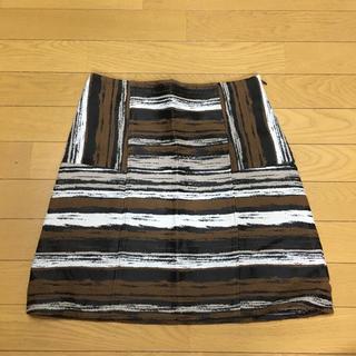 デミルクスビームス(Demi-Luxe BEAMS)の台形スカート(ひざ丈スカート)