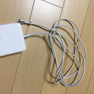 マック(Mac (Apple))のMac充電器 Magsafe 2 Power Adapter 45w  !(バッテリー/充電器)