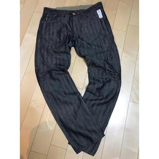 アルマーニジーンズ(ARMANI JEANS)の未使用 アルマーニ パンツ グレー サイズ33(デニム/ジーンズ)