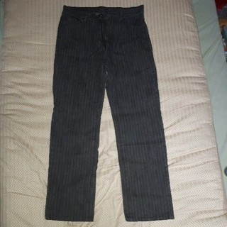 ジーンズ ジーパン ウエスト81 32インチ 美品 メンズ(デニム/ジーンズ)