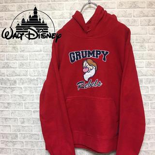 ディズニー(Disney)のDisney ディズニー Grumpy パーカー Lサイズ(パーカー)
