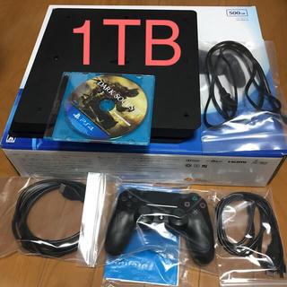 PlayStation4 - PS4 CUH-2000A 1TB 換装 オマケ付き‼️