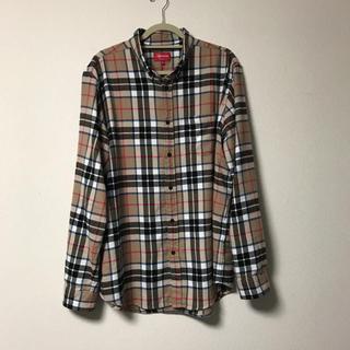 シュプリーム(Supreme)のSupreme 18FW Tartan L/S Flannel shirt (シャツ)